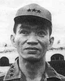 """Ngo Quang Truong, en av de beste sørvietnamesiske generaler. """"He could command a US division"""", sa den amerikanske øverstekommanderende i Vietnam om general Truong."""