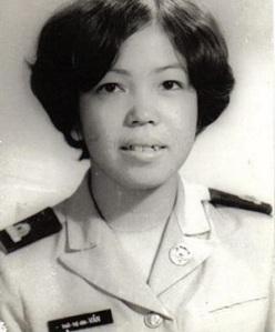 ARVN-fenrik Thái Kim Vân med livstidsdom