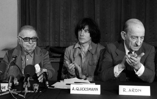 les-philosophes-francais-jean-paul-sartre-andre-glucksmann_998540