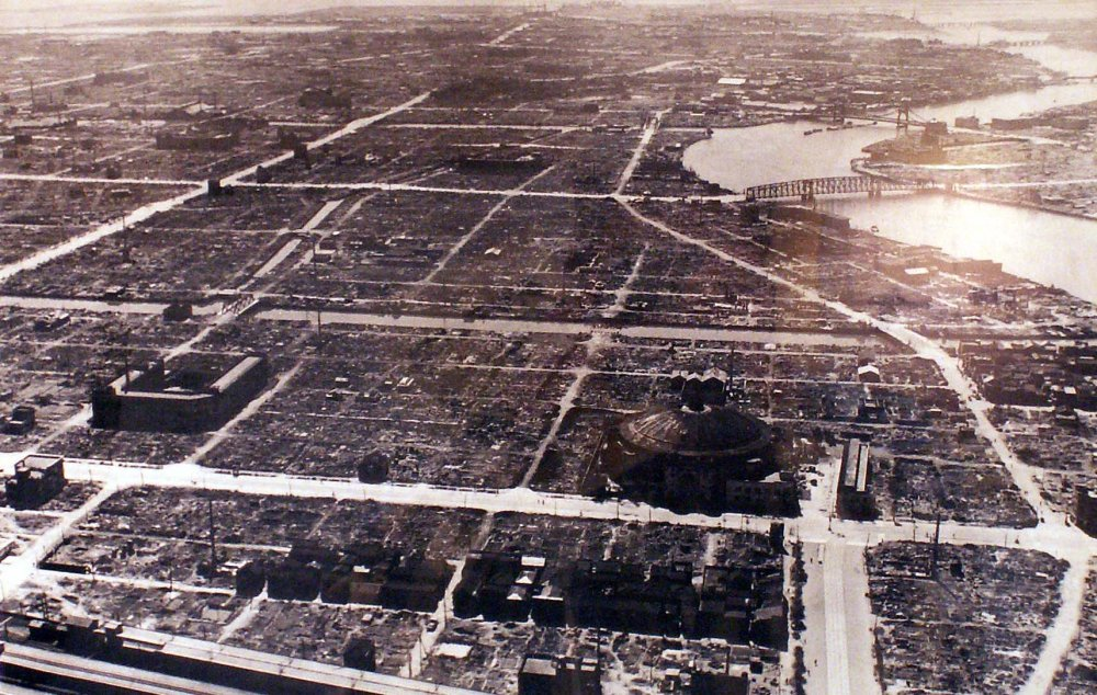After_Bombing_of_Tokyo_on_March_1945_19450310